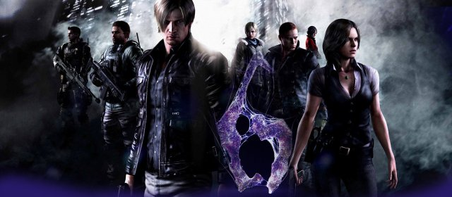 Resident Evil 6 PC Analysis