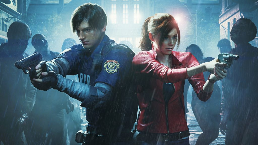 Risultati immagini per resident evil 2 remake mister x