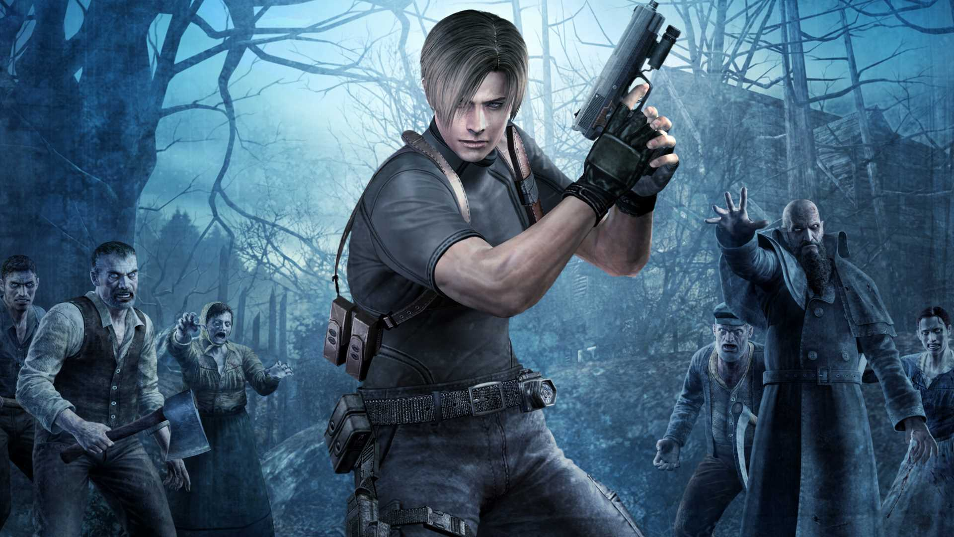 Ranking The Resident Evil Games From Worst To Best Godisageek Com