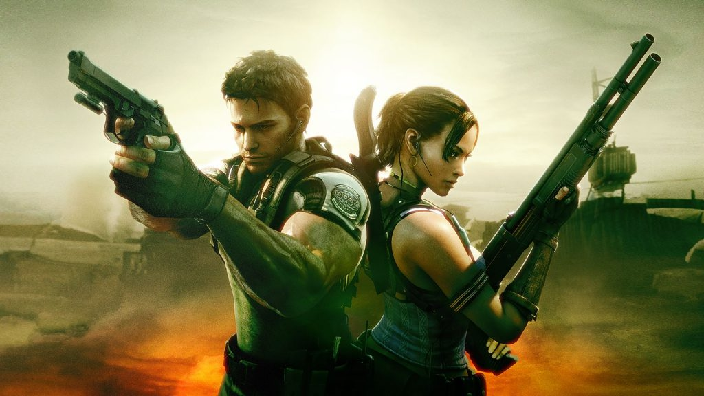 Remembering The Fun We Had With Resident Evil 5 Godisageek Com