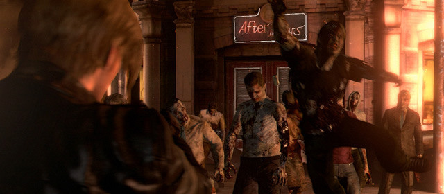 Resident Evil 6 Featured