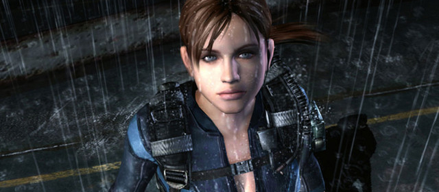Resident Evil Revelations Featured