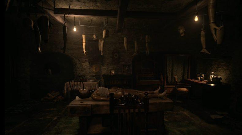 Resident Evil Village Mia Dummy