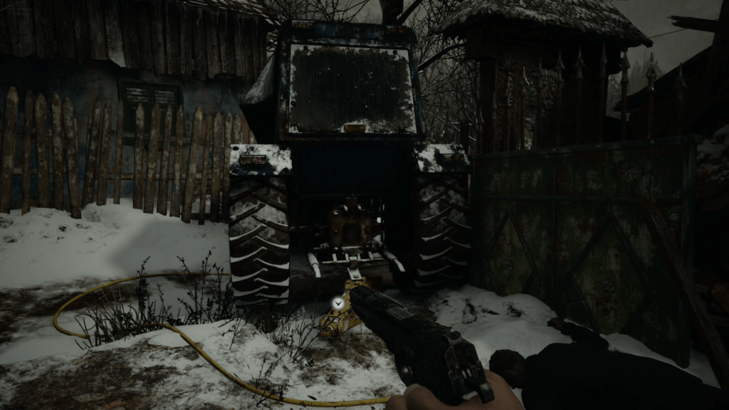 Resident Evil Village Red Chimney