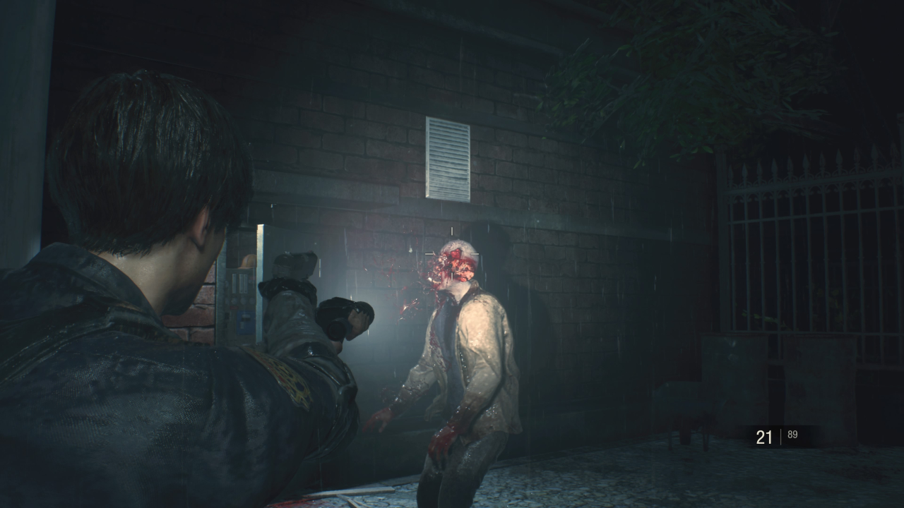 Resident Evil 2 Review Godisageek Com