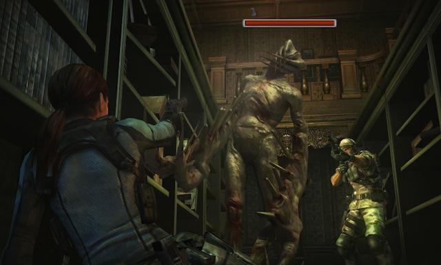 Resident Evil: Revelations - Back Of The Head