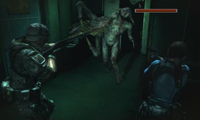Resident Evil: Revelations - Double Team