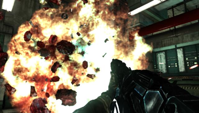 Resistance: Falling Skies - Boom