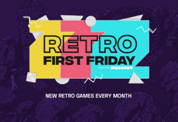Retro first friday softdisk