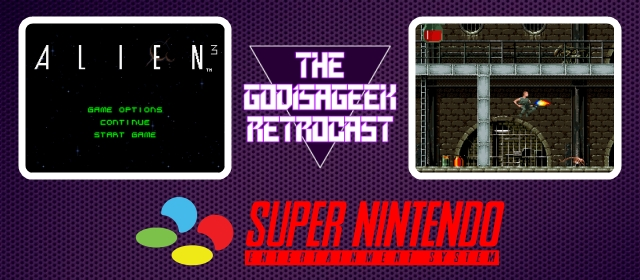 The RetroCast Episode One: Alien 3