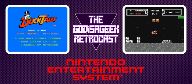 The Retrocast #15 – Duck Tales (NES)