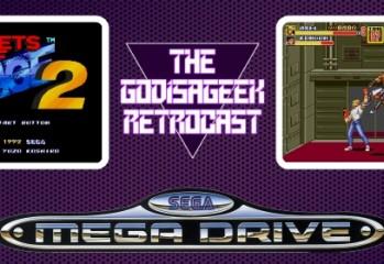 Retrocast #17 - Streets of Rage 2 (MD)