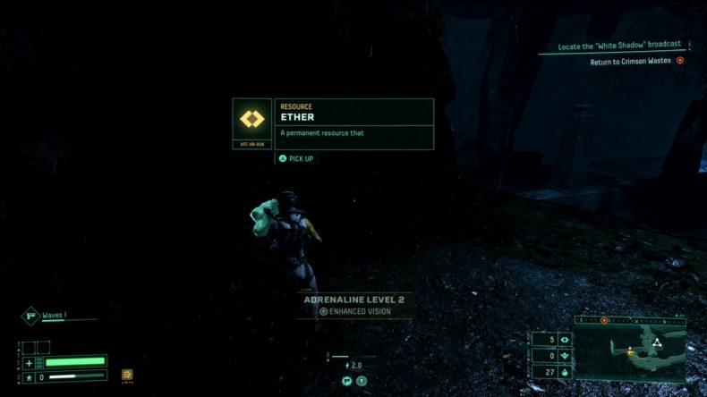 Returnal - Ether farm