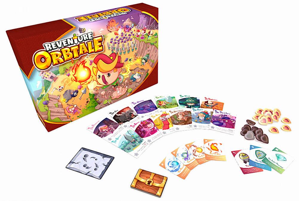 Reventure board game