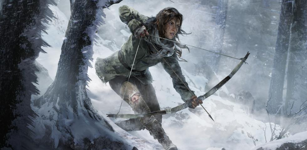 Rise of the Tomb Raider slider