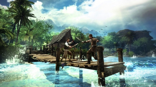 Risen 2 - Screenshot 03