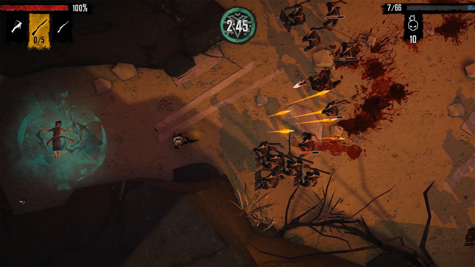 Ritual Crown of Horns Screenshot
