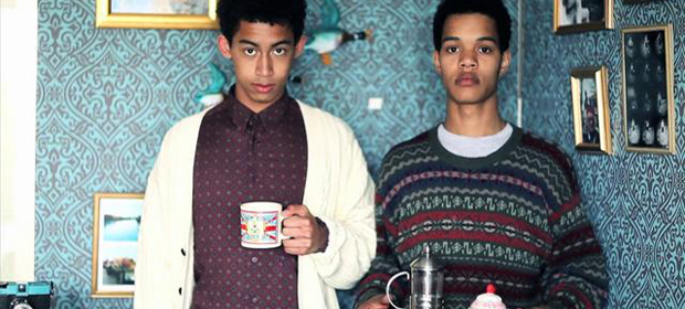 Play Call of Duty: Ghosts With Rizzle Kicks at Launch Event