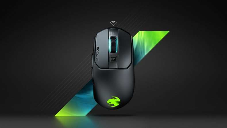 Roccat Kain 200 Aimo Gaming Mouse review
