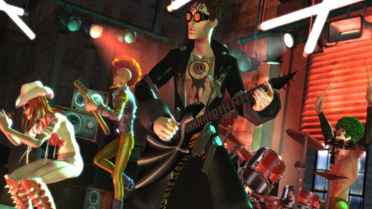 Rock Band 4 ps4 review