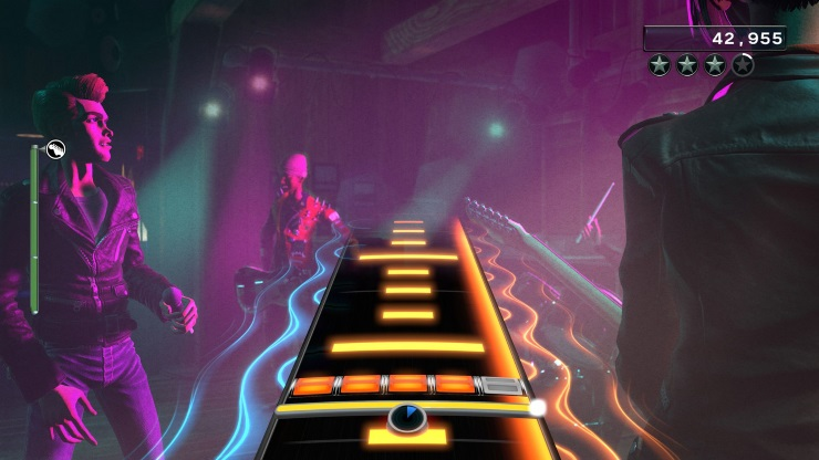 Rock Band 4 solos