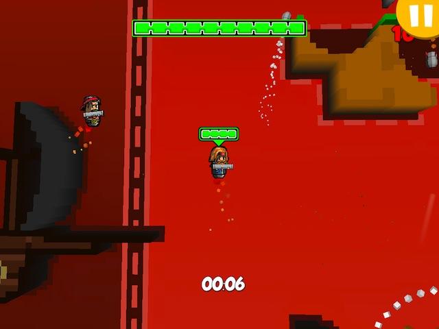 Rocket Riot - Screenshot