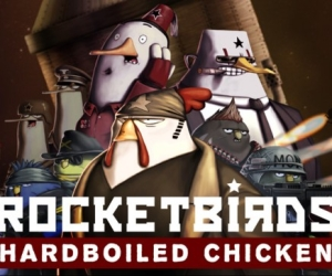 Rocketbirds: Hardboiled Chicken Coming to Vita Next Week