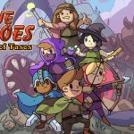 Rogue Heroes: Ruins of Tasos is 90% Zelda and 10% added stuff (and it's great)