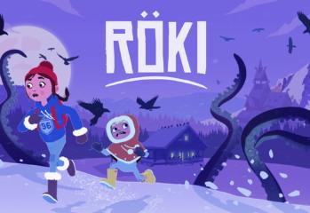 Röki review - key art