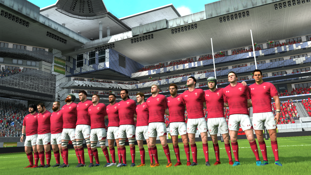 Rugby 20 trailer