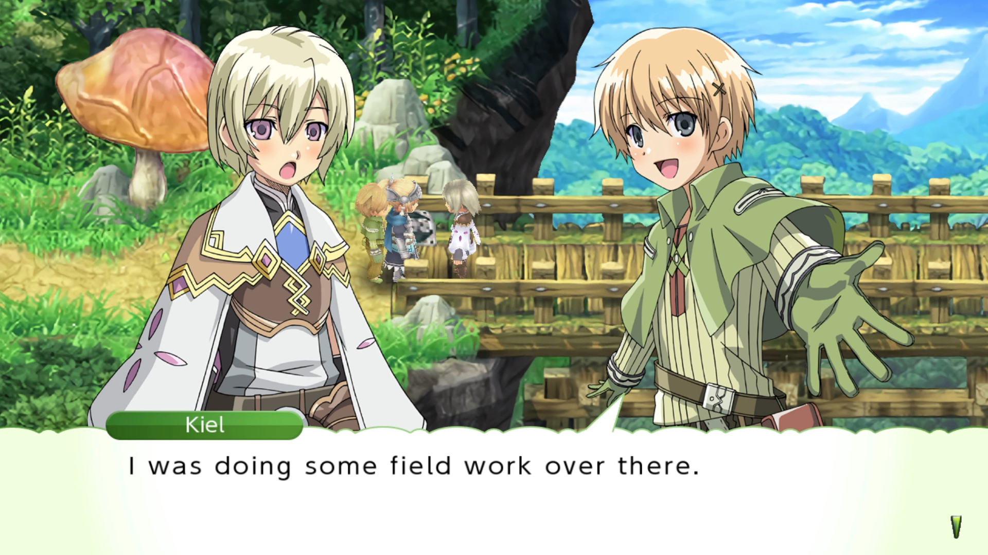 Rune Factory 4 Special screenshot 2