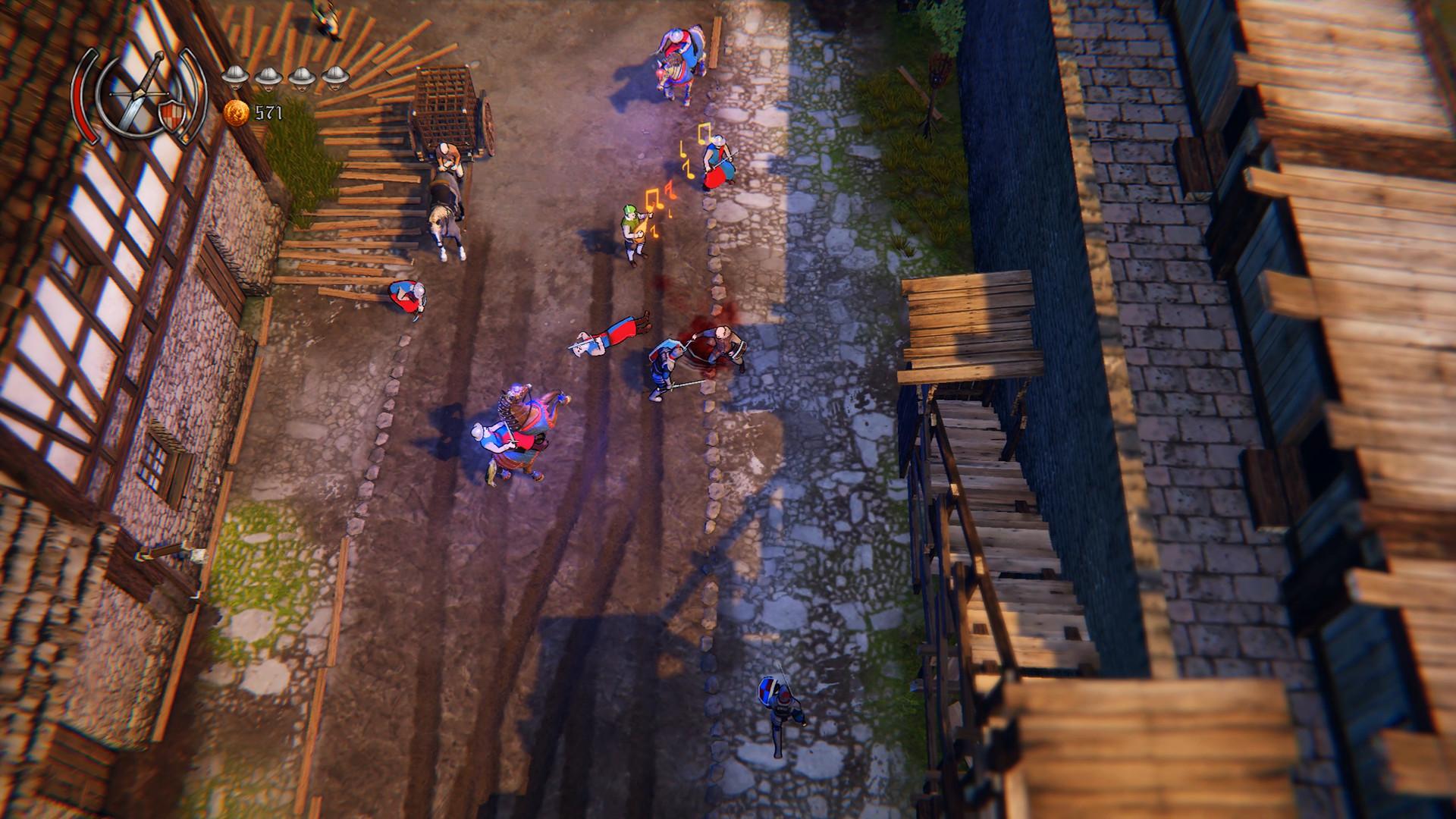 Rustler (Grand Theft Horse) Gameplay