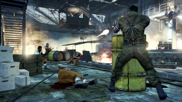 Dead Island: Ryder White - Gunplay