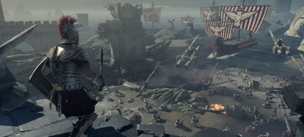 New Halo Title And Ryse Details From San Diego Comic-Con