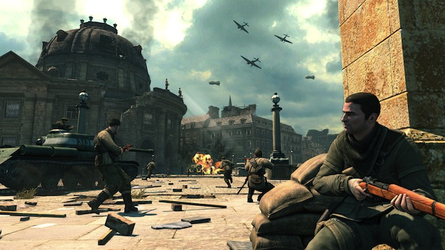 Sniper Elite V2 - City