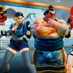 E. Honda, Lucia and Poison are the newest character to hit Street Fighter V DLC