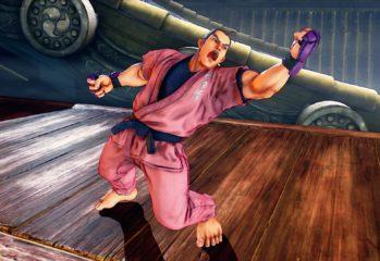 Dan is back in Street Fighter V