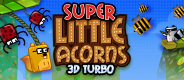 Super Little Acorns 3D Turbo Review