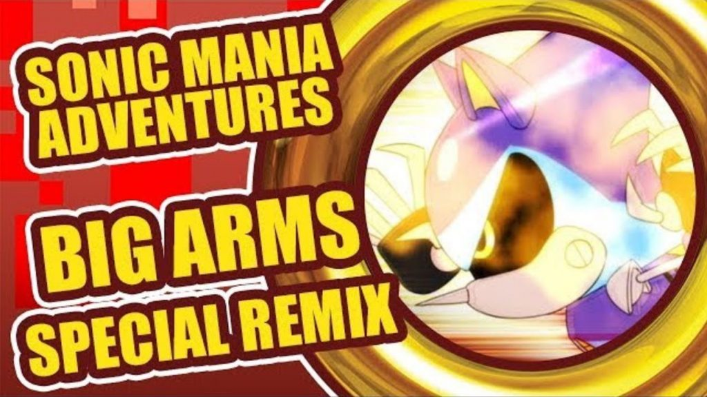 SEGA plans to release song remixes from Sonic Mania Adventures