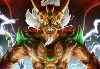 SMITE Dragon Knight