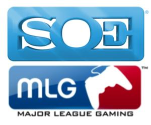 Sony Online Entertainment Tie-in with Major League Gaming
