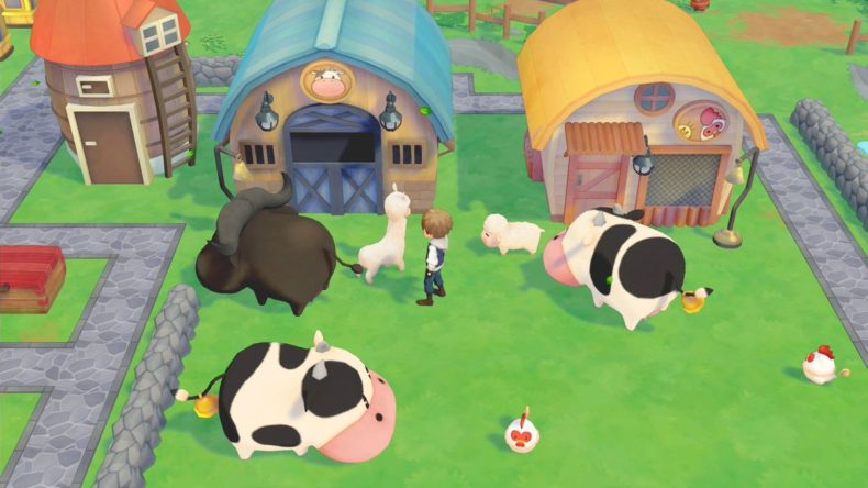 Story of Seasons: Pioneers of Olive Town Competition
