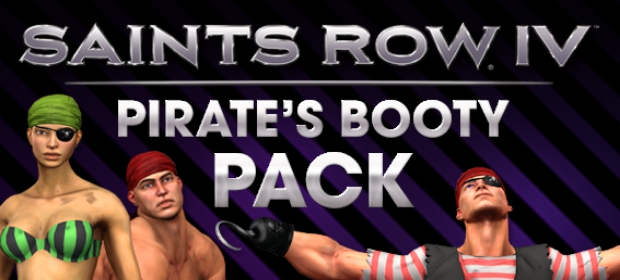 Saints Row IV Gets Pirate DLC