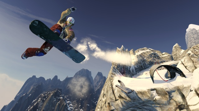 SSX - Griff in Patagonia, Uber Trick