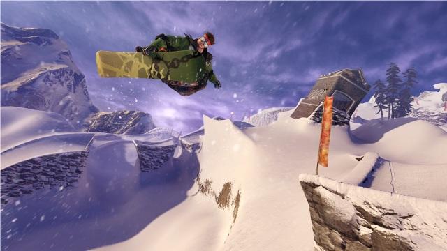SSX - Himalayas Grab