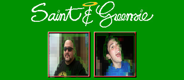 Saint & Greensie Featured