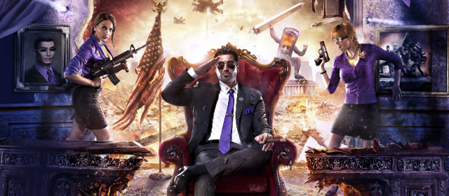UK Charts: Saints Row 4 Continues To Dominate