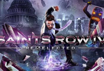 Saints Row 4 Re-elected Switch review
