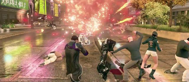 Saints Row IV Trailer Introduces the President of 'Merica