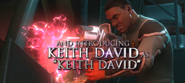 Saints Row IV Cast Includes Keith David as Himself